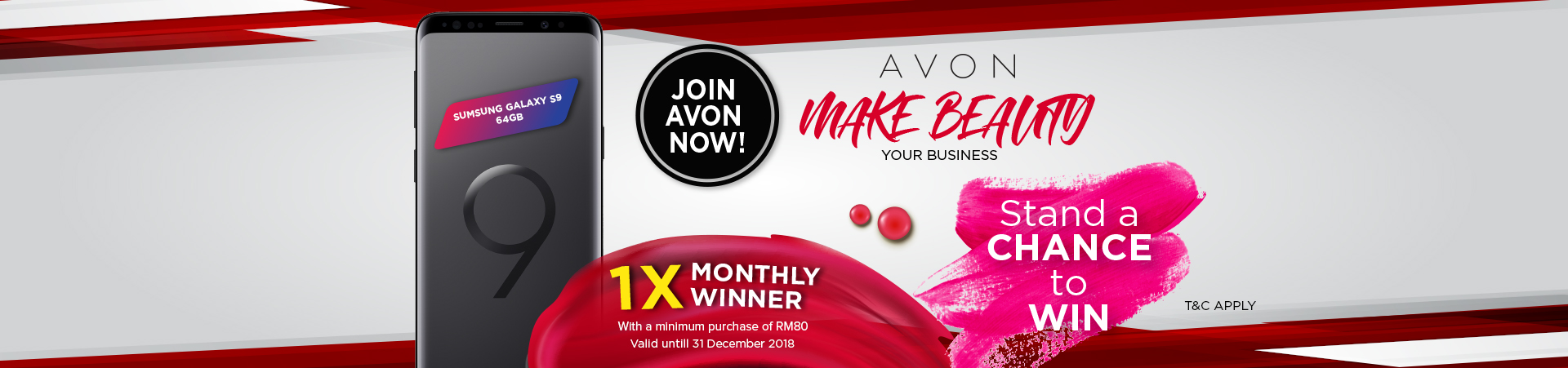 Gorgeous & Beautiful: Latest Campaign 20 product by Avon