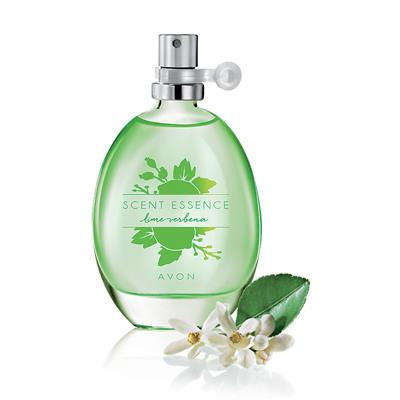 Unikalne Scent Essence Lime Verbana Eau de Toilette Spray 30ml   Avon Malaysia JH11